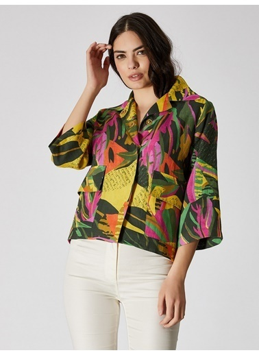 Vekem-Limited Edition Ceket Yeşil